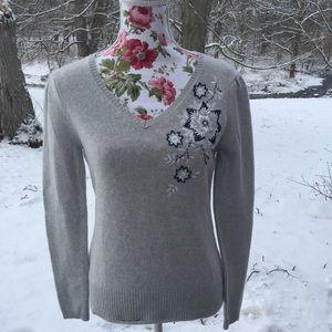 💝 NWT v neck sweater
